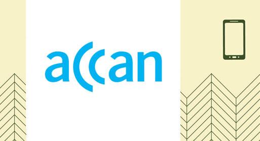 Design Company ACCAN Testimonial News