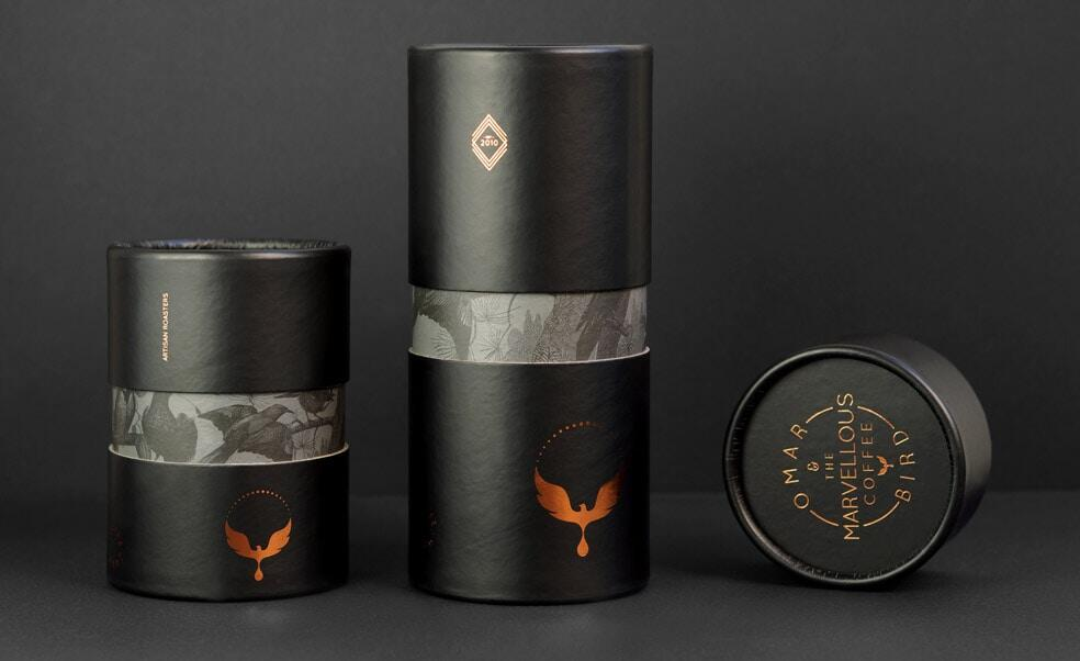packaging design Sydney Melbourne coffee packaging