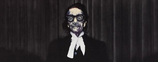 Nigel Milsom's portrait of Charles Waterstreet wins 2015 Archibald Prize