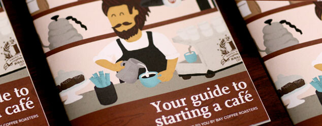 content marketing how to open a cafe guide coffee